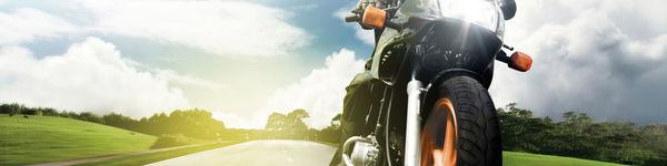 Bei uns erhalten Sie die passenden Reifen für Ihr Motorrad.